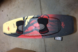 Naish Thorn kiteboard kite board twin tip 141
