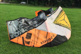 AIRUSH RAZOR 7M 2013 KITESURFING KITE GREAT CONDITION
