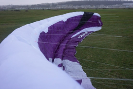 Flysurfer Speed 5 (12 meter) Kite with Airstyle Infinity 3.0 Bar