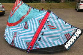 Liquid Force Wow 6m Kitesurfing Wave Kite