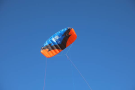 HQ RUSH 350 PRO TRAINER KITE