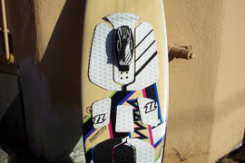 2011 North WAM Bamboo board. Board is like new. Co  ...