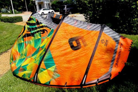 2014 Cabrinha 9m Switchblade Kiteboarding Kite