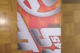 RRD BS 45 Kiteboard