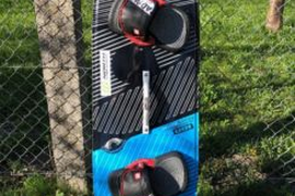 RRD Poison 140x43 Kiteboard Freestyle