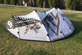 Kite is in perfect condition. Used only 8 times.  ...
