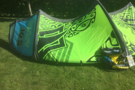 Naish Draft 10.5m Kitesurfing Kite