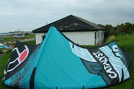 Ex Demo Ozone Catalyst 12 metre kite only