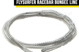 FLYSURFER INFINITY ENDLINE BUNGEE RACE BAR PRO KITESURF FLAG OUT SAFETY LINE