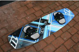 North X-ride 136cm Kitesurfing board second hand twin tip