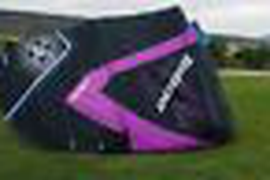 BEST Taboo 9m 2011 Kiteboarding kite complete with bag, bar, lines and pump!