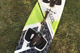 North x ride kiteboard 135cm