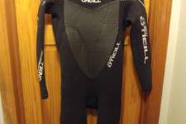 5/4/3 O'Neill - Hooded Winter Wetsuit - Size S