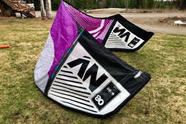 2018 NV, 8m      This kite is in g  ...