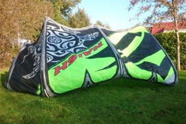 Kite Naish Bolt 12 m² 2012