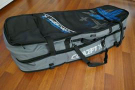 Concept X Kiteboard-Bag Travel Beach 138 schwarz  Kite Reisetasche Flugtauglich