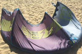 2016 North Neo 9m Kitesurfing Kite