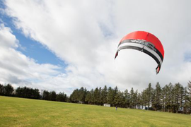 Kitesurfing Kite, Cabrinha Element 10M with Recon 2 Bar.