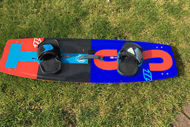Kiteboard Team Series 134 x 40 cm  von North Kiteboarding