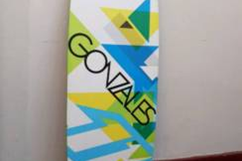 RESERVIERT - North Kiteboard Gonzales
