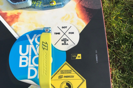 North Youngblood Kiteboard für Kinder 125cm * 36cm