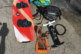 KITE SURFING BOARD BEGINNER (146)