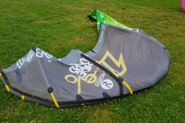 NKB North Evo 2013 7qm kite freeride 7m2 freestyle