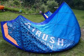 2017 Airush Union kite 10m