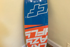 2017 Crazyfly Addict 139x42 Kiteboard