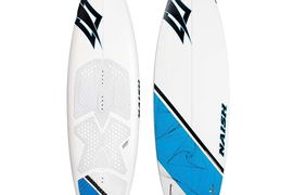"Naish Skater 2014 Kiteboarding Surfboard - 5""4"" Complete w Deck Pad & Fins"