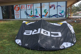 This is a great kite for higher winds or smaller r  ...
