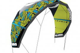 Liquid Force Liquid Force WOW V1 10m Kite Only New