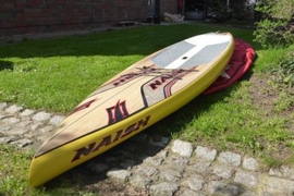 SUP Stand Up Paddle Board Naish Glide Touring GTW 12´6x30