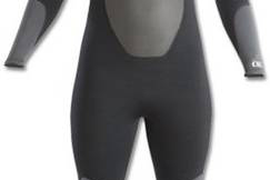 Wetsuit (A few wetsuits...shorty, top, full