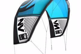 LIQUID FORCE NV V8 2017 12M KITESURFING KITE NEW