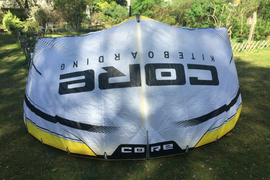 Core GTS 2 10qm Kite - Top Zustand!