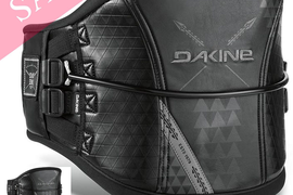 "NEW Dakine Chameleon Kitesurf Waist / Seat Harness + Bar M 32-34"" B SAVE 30%"