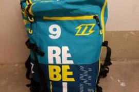 North Rebel 2014 9qm Kite , kein core RESERVIERT
