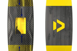 2019 Duotone Select Textreme Kiteboard