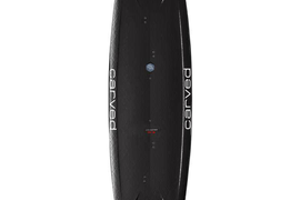 Carved IMPERATOR 6 139x42,5 cm incl. Finnen und Handel - highend Carbon Board