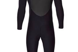 Rip Curl Dawn Patrol 5/4 Chest ZIP Wetsuit LIKE NEW