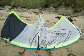 gaastra pure 9m kite 2014