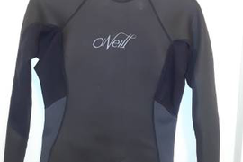 Women's WETSUIT top size small