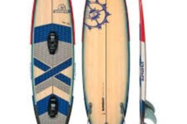 Kiteboard Slingshot Screamer 2016 Wave  5'6