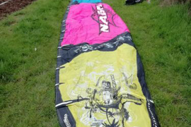 Naish Torch Kites full quiver