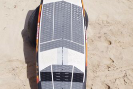 2018 Slingshot Angry Swallow 5'4 Kite Surfboard