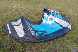 Slingshot Rally 6m kiteboarding kite with bag great deal on an awesome kite