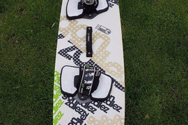 2010 North Gonzales kiteboard 143cm x 40.5cm