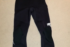 Brand new XCEL ultra stretch small thermocarbon wet suit - small man - for kite surfing