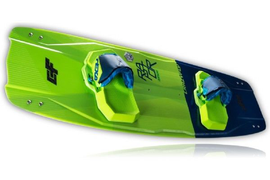2018 CrazyFly Raptor Kiteboard Complete w/Bindings, Fins, and All Hardware